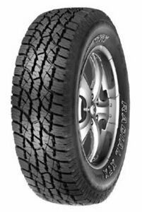 Multi mile Wild Country Radial Xtx Sport All season Radial Tire 235 75r15 104r