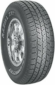Multi mile Wild Country Radial Xrt Ii All season Radial Tire 245 65r17 107s