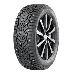 205 60r16 96t Xl Run Flat Nokian Hakkapeliitta 9 Studded Winter Tire