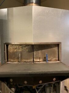Used Wood Stone Mt Adams 5 Commercial Gas Pizza Oven With Exterior Structure
