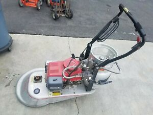 21 Cook Propane Buffer Burnisher 11hp Cxv340 Pre owned Used 741 Hours