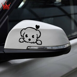 Dog For Auto Car Bumper Window Vinyl Decal Sticker Decals Diy Decor Ct029
