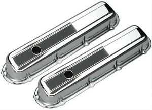 Trans Dapt Performance Chrome Valve Covers 9521 Cadillac V8