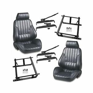 Summit Racing Seat And Seat Bracket Pro Pack 27 0011