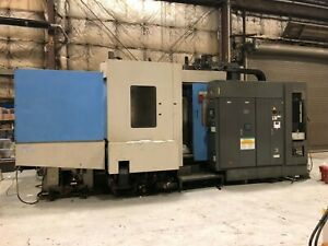 Toyoda Fa800 Cnc Horizontal Machining Center Ybm 10029