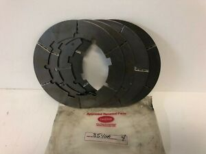Qty 4 New Old Stock Twin Disc Power Transmission Brake 3540a