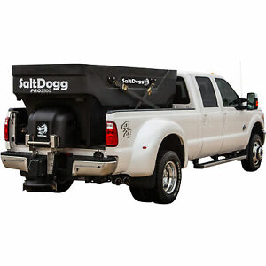 Buyers Products Saltdogg Pro Series Salt And Sand Spreader 30 Cubic Ft Hopper