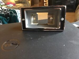 Nos 1970 1971 Ford Ranchero Rear Fender Side Marker Bezel Left Hand