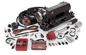 Edelbrock 35283 Pro Flo Xt Efi Fuel Injection System For Small Block Chevy
