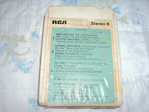1970 Ford Mach One Mustang Boss 302 429 Shelby Pantera Am Fm Stereo 8 Track Demo