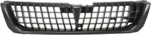 Black Grill Assembly For 1997 1999 Mitsubishi Montero Sport Grille