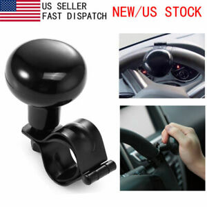 Car Auto Lorry Steering Wheel Suicide Spinner Handle Knob Booster Power Ball Aid