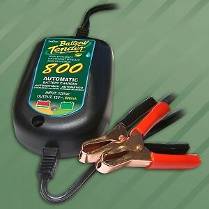Deltran Battery Tender 800 Battery Charger Waterproof 12 Volt Charger