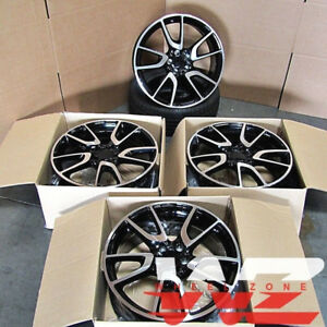 21 Wheels For Mercedes Ml350 Gl450 Gl550 350 400 500 21x9 5 38 5x112 set 4