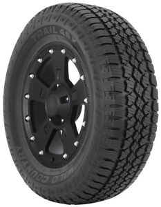 275 55r20 Xl 117t Blk Multi mile Wild Country Trail 4sx Tires