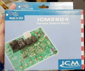 Icm2804 Furnace Control Board replaces Carrier ces0110074 01