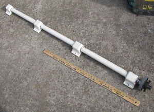 Gear head Driveshaft For Melco Emc 6 4t Four Head Commercial Embroidery Machine