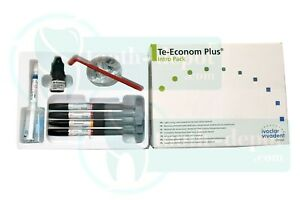 Ivoclar Vivadent Te econom Plus Composite Kit Light Curing Ro Hybrid Composites