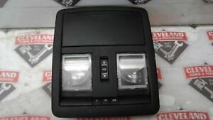 2015 2018 Dodge Challenger Oem Black Overhead Console W Sunroof W Homelink