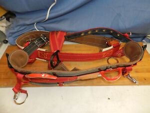 Weaver Leather Llc Sling Saddle Belt Astm F887 Model 1040 Size Xl