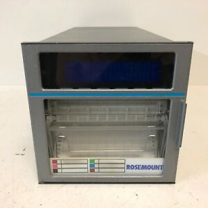Guaranteed Chessell Rosemount Strip Chart Recorder 346 Lr69323 90 day Warranty