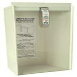 Kidde 468041 Potter Roemer Surface mount 5 pound Fire Extinguisher Cabinet New