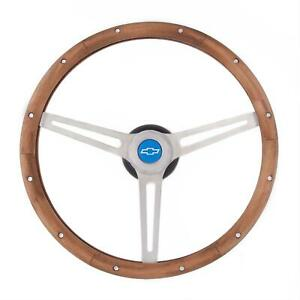 Grant Classic Nostalgia Steering Wheel 15 Dia 3 Spoke 4 125 Dish 967