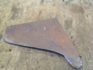 Used Farmall Ih Plow Share Point Cp15349 Welded Tip