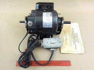 Excellent 113 12140 Atlas Craftsman 6 618 Lathe Prewired 1 2 Hp For rev Motor