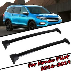 Roof Rack Top Cross Bar Luggage Carrier Fit For Honda Pilot 2016 2017 2018 2019