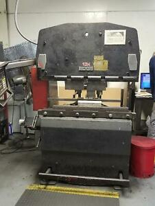 35 Ton X 4 Amada Model rg35s Hydraulic Press Brake Ybm 10041