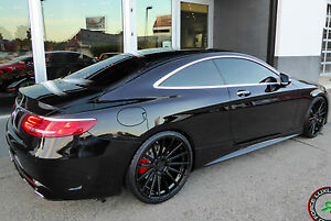 21 Staggered Rf15 Wheels Rims Fit Mercedes S Class S550 S400 S600 S63 2007 2018