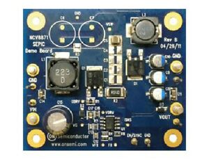 On Semiconductor Automotive Sepic Controller Evaluation Board Ncv8871sepgevb