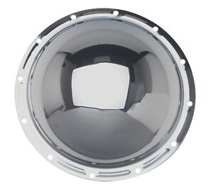 Trans dapt Performance Products 9034 Chrome Complete Differential Cover Kit