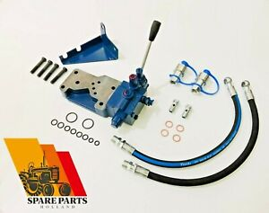 Ford Tractor New Hydraulic Remote Control Valve Kit 6410 6610 6710 6810