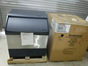Scotsman Cu3030ma 1 Prodigy Ice Maker With Bin Cube Style Air cooled Up To 300lb