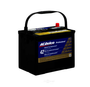 Battery Gold Right Acdelco Pro 24pg