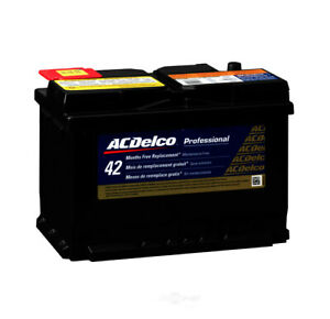 Battery Gold High Reserve Acdelco Pro 48hpg