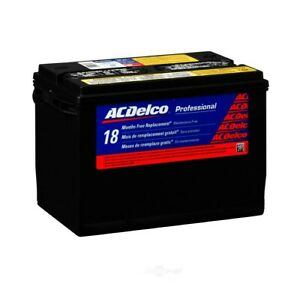 Battery Red Acdelco Pro 78p