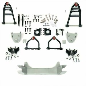 Mustang Ii 2 Ifs Front End Kit For 1928 47 Ford W 2 In Drop Spindles