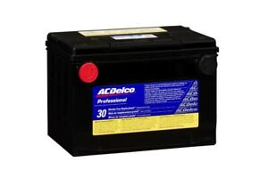 Battery Silver High Reserve Acdelco Pro 78pshr