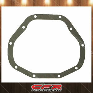 Rear End Differential Cover Gasket Fits Dana 80 10 Bolts Gray Fiber