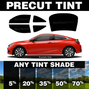 Precut Window Tint For Pontiac Fiero 84 88 all Windows Any Shade