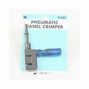 S g Tool Panel Crimper Use With Pneumatic Air Chisel Ea 91625