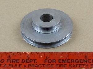 Excellent 2 Step Motor Pulley 3 4 Bore 4 Atlas Craftsman 6 618 Lathe