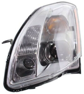 Left Driver Side Headlight Head Lamp For 2005 2006 Nissan Maxima