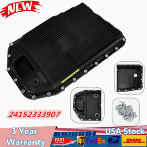 Automatic Trani Filter Kit Oil Pan W Bolt Ga6hp19z Transmission For Bmw Z4 X5