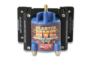 Msd Ignition 8252 Blaster Hvc High voltage current Ignition Coil For 6 Series