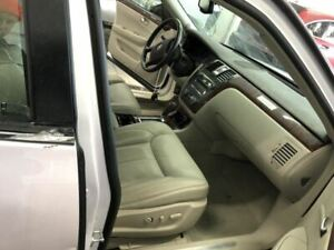Passenger Front Seat Bench Opt An3 40 20 40 Leather Fits 06 11 Dts 536857