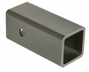 Reese 7028700 Class V Ball Mount Adapter Trailer Hitch Receiver Reducer Sleeve